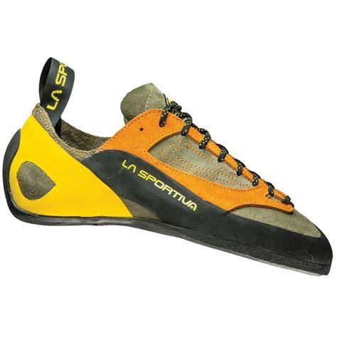 climbing shoes on sale la sportiva finale climbing shoe s backcountry
