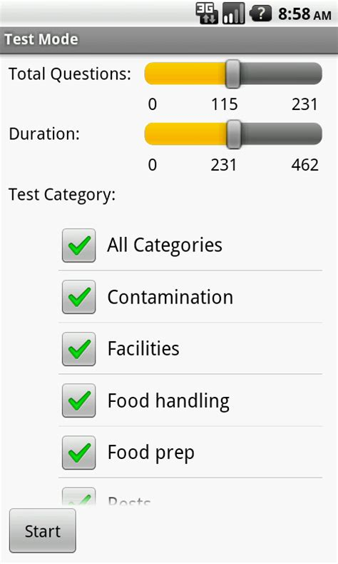 food safety prep android apps on play