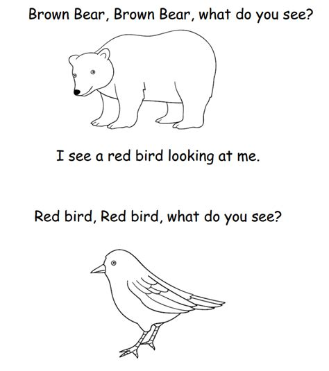 Brown What Do You See Coloring Pages Www Prekandksharing Blogspot Com by Brown What Do You See Coloring Pages