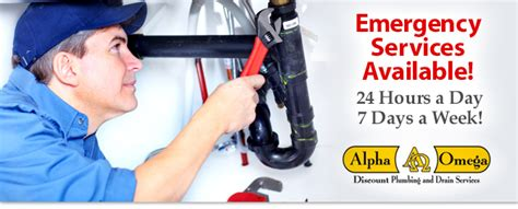 Bakersfield Plumbing Contractors by Alpha Omega Discount Plumbing And Drain Services