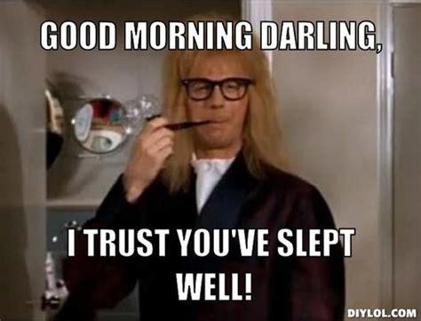 hilarious good morning meme pictures images picsmine