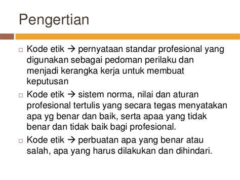 kode anonytun yang benar pert 12 kode etik keperawatan indonesia