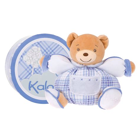 Kaloo Perle Small Blue kaloo blue small 163 17 00 hamleys for toys and