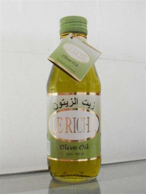 Minyak Zaitun Le Riche makanan yang bisa mencegah resiko kanker serviks