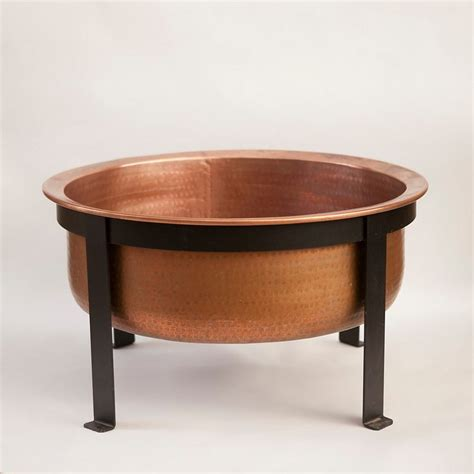 Copper Patio Table by 1000 Ideas About Pit Accessories On