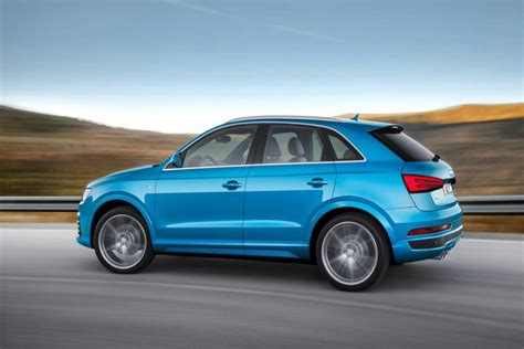 Audi Q3 Review 2016 by New 2016 Audi Q3 Review Price Release Date 0 60 Mpg