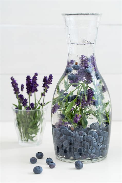 Fresh Lavender For Detox Water by 25 Fruit Infused Water Recipes