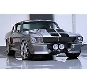 Ford Mustang Shelby GT500 ELEANOR Gray Speed Motors Cars