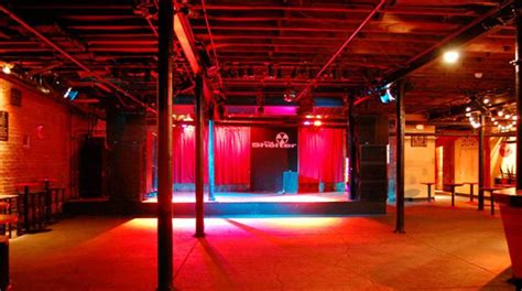 the shelter top 10 music venues in detroit