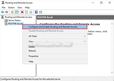 configure xp remote access how to configure lan routing in windows server 2016