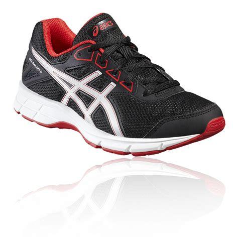 asics sport shoe asics gel galaxy 9 gs junior running shoe aw16 38