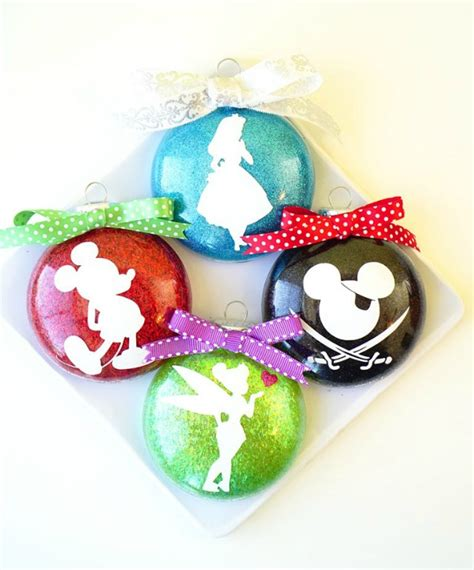 diy ornaments disney the 11 best diy disney ornaments