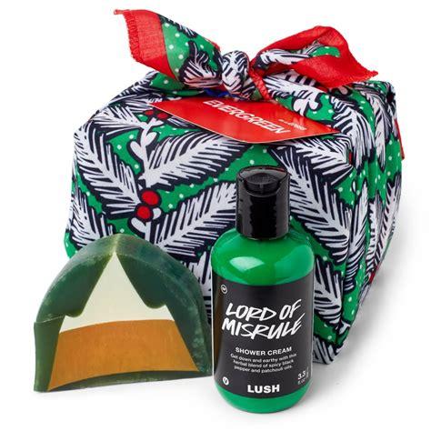 lush evergreen lush christmas gifts  popsugar beauty photo