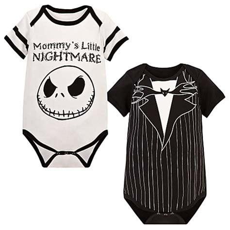 your wdw store disney infant bodysuit skellington