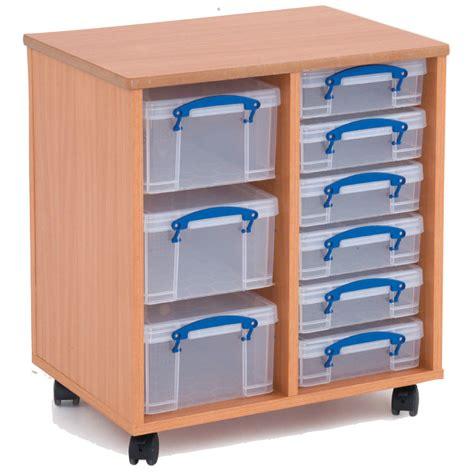 mobile storage unit storage bins really useful mobile storage units