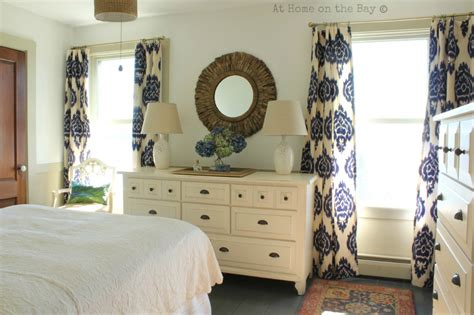 Bedroom Curtains Cottage Cottage Tour In Maine Stunning View Matches The Interior