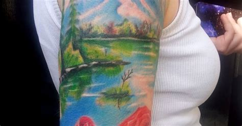 tattoo london price list mountain river by london tattoo artist marie terry body