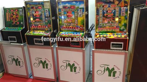 Fruit King 2 Metro Mario King Tragamoneda Led Slot Coin