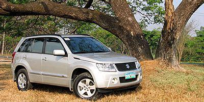 Suzuki Grand Vitara 4x4 Review 2006 Suzuki Grand Vitara 2 0l 4x4 Car Reviews