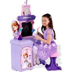 Sofia Vanity Walmart Disney Princess Sofia The First Royal Prep Talking