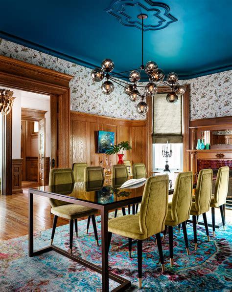 annex victorian victorian dining room toronto