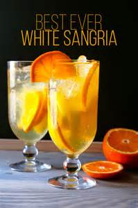 best white sangria recipe layers of happiness
