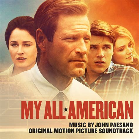 all american my all american soundtrack details reporter