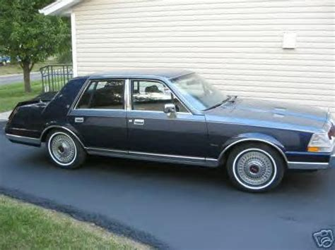 how it works cars 1984 lincoln continental parental controls 1991sts 1984 lincoln continental specs photos modification info at cardomain