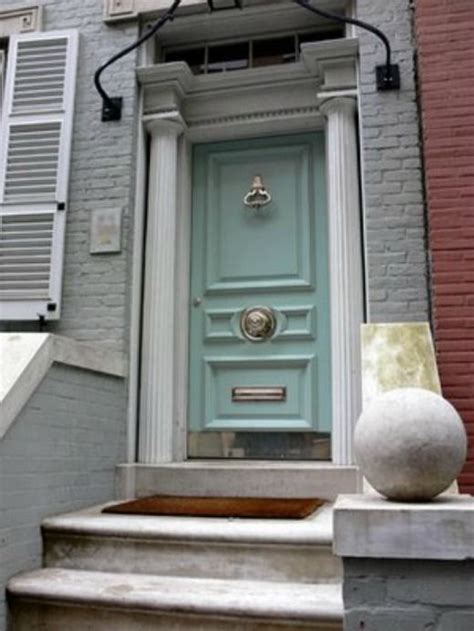 light blue front door front door hardware blue happy home pinterest