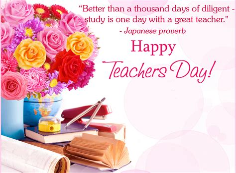 happy teachers day card template happy teachers day greeting cards 2016 free