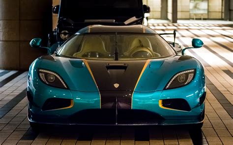 turquoise koenigsegg koenigsegg agera rsr debuts in japan limited to 3 units