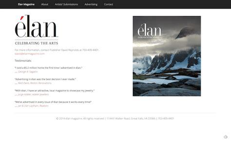 Step A Side Systems Elan Responsive Web Design