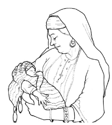 coloring sheet abraham and sarah abraham and sarah with isaac free colouring pages