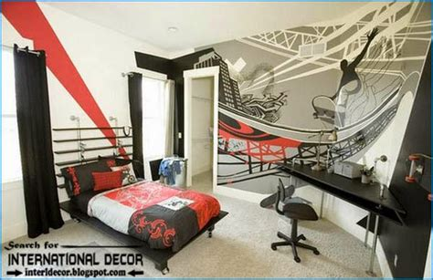 teen boys room decor 15 attractive teen boys room decor ideas