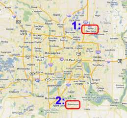 Twin Cities Metro Map by Map Of Greater Minneapolis Pictures To Pin On Pinterest