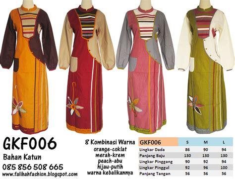 Gamis Sarfa Dress Ori Ali Jaya gamis katun fizi gkf006 harga grosir harga reseller dan harga retail ecer falihah fashion