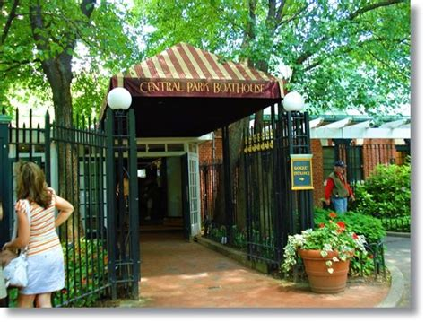 central park boathouse entrance new york vacations things to do dream vacation ideas
