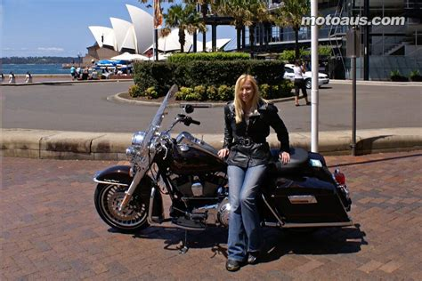 King of the Road   Sydney to Gold Coast on a Road King