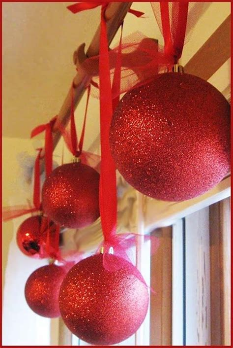 big ornaments 27 spectacularly easy diy ornaments for your