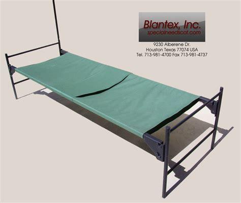 cholera bed blantex cholera bed