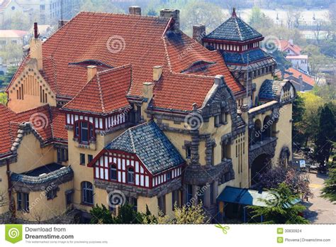 Cape Cod Design old german style architecture stock images image 30830924
