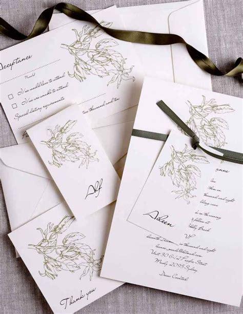 best diy wedding invitations 25 cool diy wedding invitation