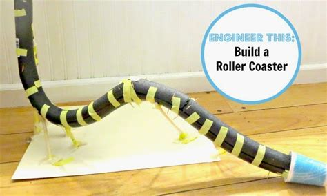 How To Make A Paper Roller Coaster Hill - how to make a paper roller coaster hill 28 images
