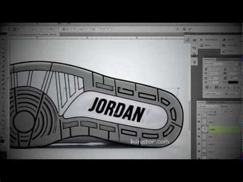 jordan templates for photoshop air jordan retro 2 template timelapse youtube