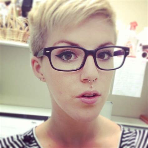 pixie cut curly hair glasses 1000 images about pixie cut with glasses on pinterest