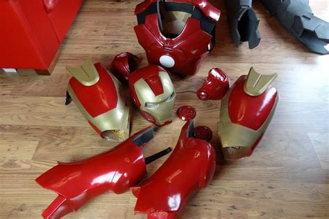 iron man mkiii cosplay build james bruton youtube