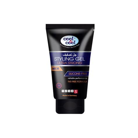 styling gel ultra strong styling gel ultra strong 150ml cool and cool pakistan