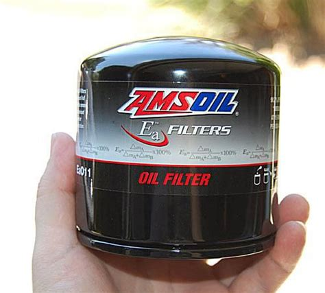 Product Review: AMSOIL Synthetic Motor Oil and Filter