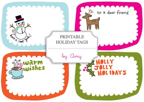 printable name tags for gifts 12 free printable christmas gift tags