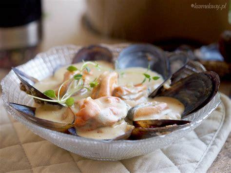 michel roux bouquet garni mule w śmietankowym sosie curry mussels in a lightly